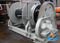 270kw Lightweight Electric Winch , Small Marine Winch Perfect Working Efficiency