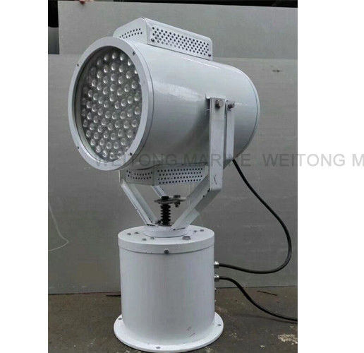 LED Marine Lighting Equipment 300W IP55 Search Light Automatic Type Long Using Life