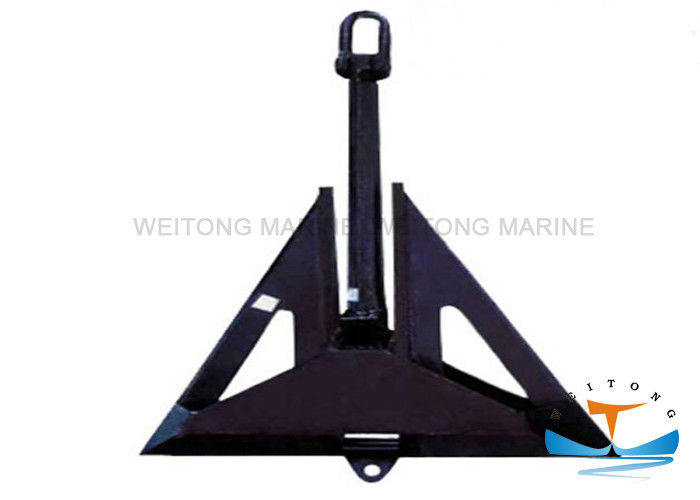 Delta High Holding Power Anchor  25kgs-1500kgs For Fixing Ocean Platform