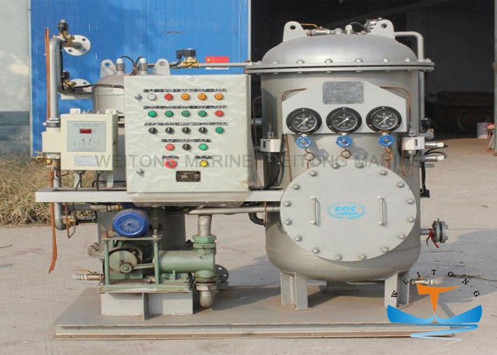 Oily Water Separator Marine Anti Pollution Equipment 500x220x420 Dimension
