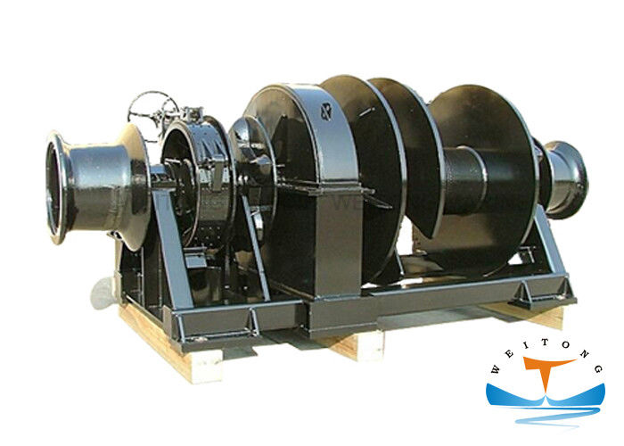 Double Gypsy Anchor Windlass Nice Stability With Erosion Resistant Coating