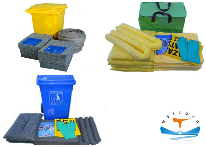 Immediate Response Universal Spill Kits , Chemical Spill Kit Customized Service