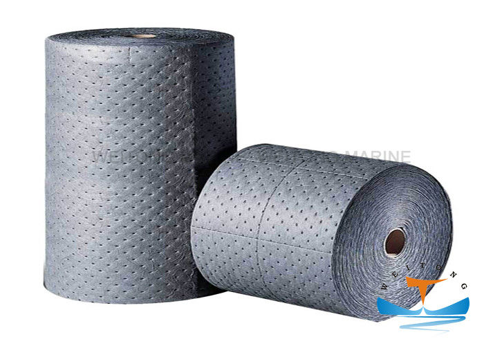 High Absorbency Industrial Oil Absorbent Roll Univeral Non - Woven Fabric